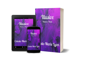 Tablet and book image for Illusive: Need vs. Want